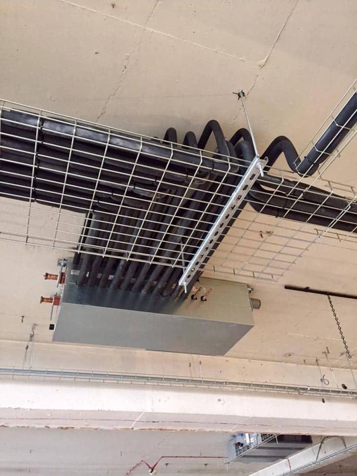 Commercial Air Con Installation