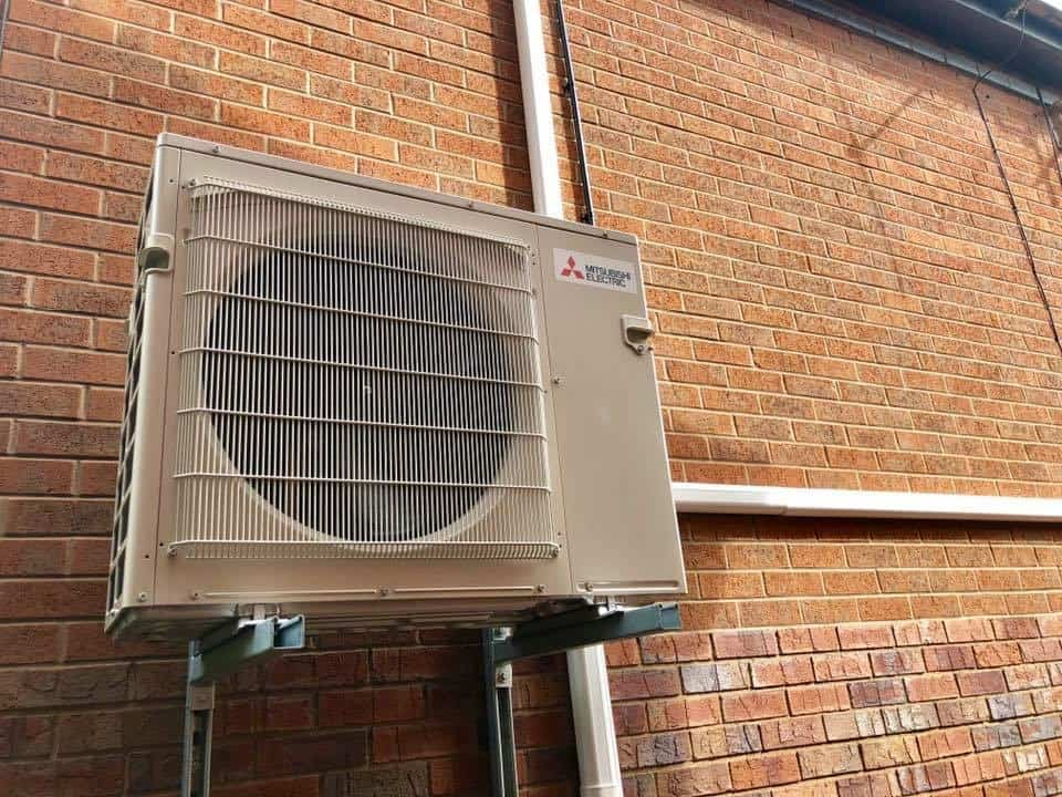 Misubishi multi air conditioning