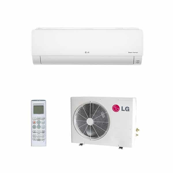 LG DC09RQ 2.5KW Deluxe Wall Mounted Split System R32