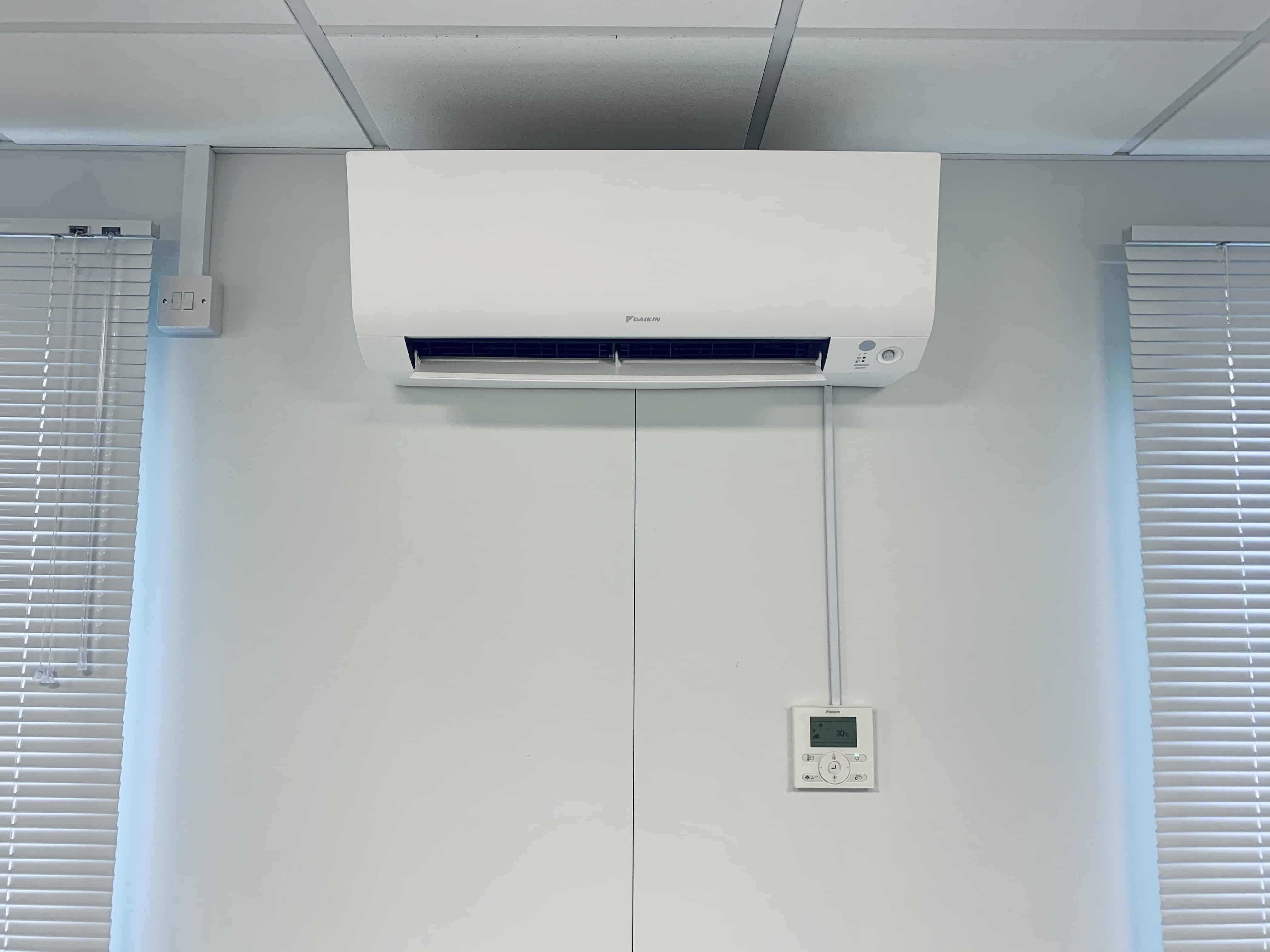 Office and Commercial Air Conditioning Units