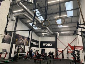 Fitness Worx Gym Air Conditioning