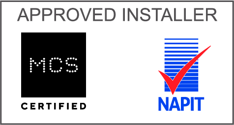 Approved Installer MCS & Napit Certified
