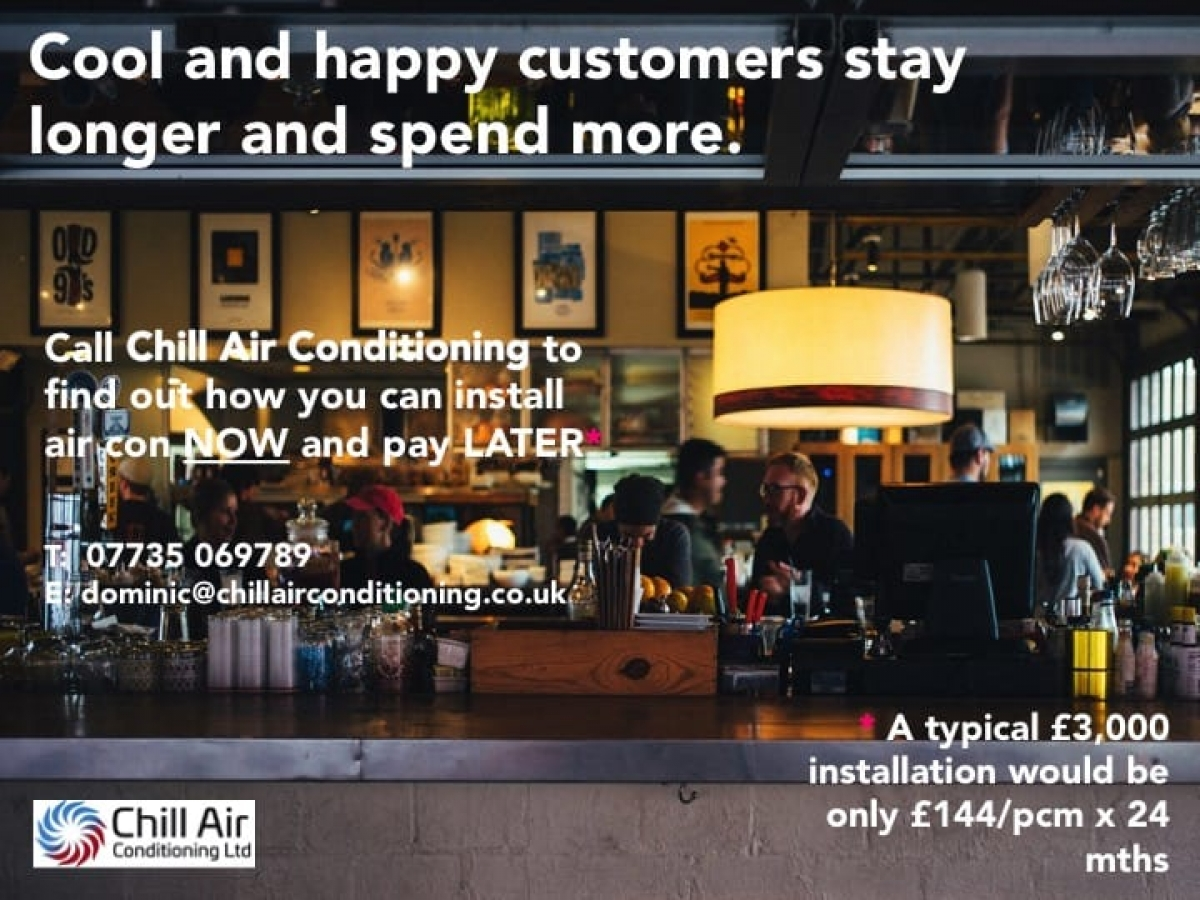 Air Conditioning Installations Nottingham | Chill Air